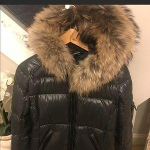 Sam Blake jacket xs with hood